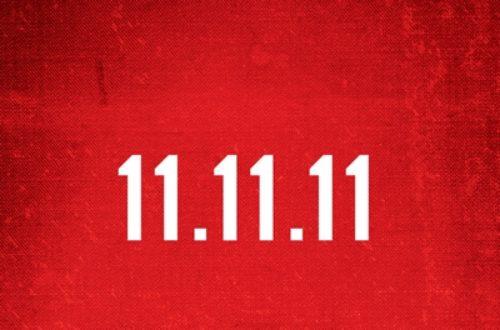 Article : Le 11/11/11, participez au récit de l'humanité