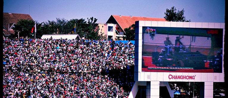 Article : Photos: La parade militaire du 26 juin 2012 à Antananarivo