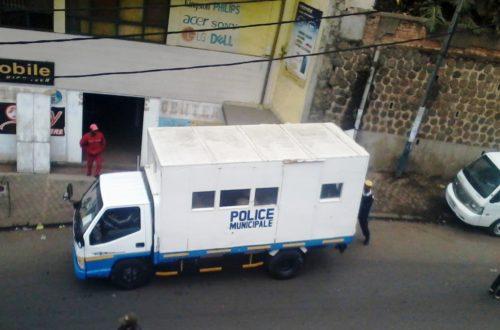 Article : Antananarivo: Chasse aux pisseurs de rue