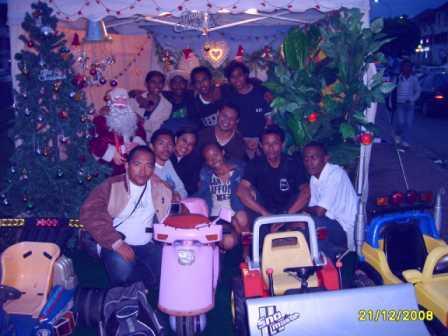 Photo-souvenir: Des blogueurs malgaches - 2008