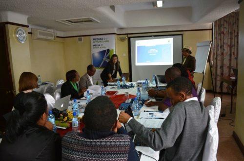 Article : Médias africains, un maillon du changement climatique