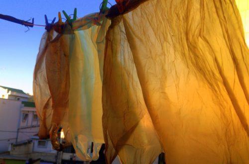 Article : Que faire sans sacs plastique ?