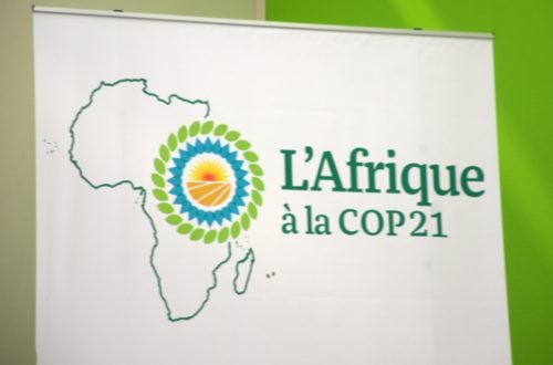 Article : COP21: de l'espoir pour l'Afrique?