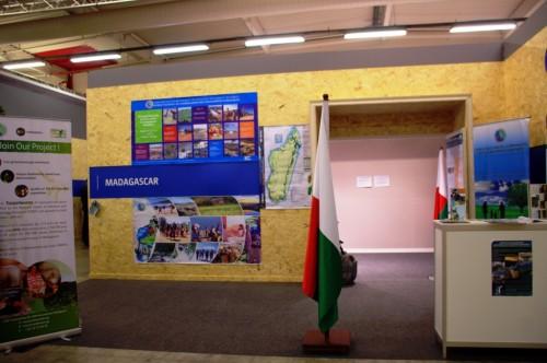 Pavillon de Madagascar à la COP21