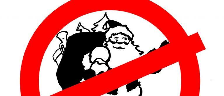 Article : Pas de Père Noël pour mes enfants