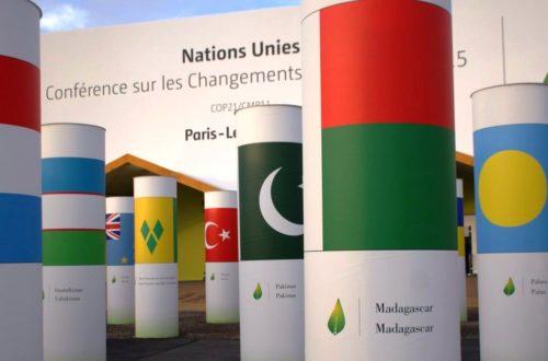 Article : COP21: Madagascar marque des points