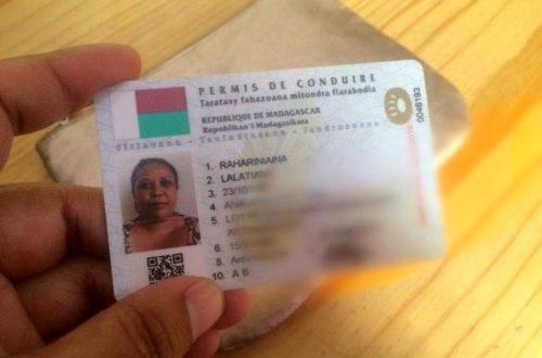 Article : Enragée contre l'Etat qui m'a délivré un faux permis 'biométrique'