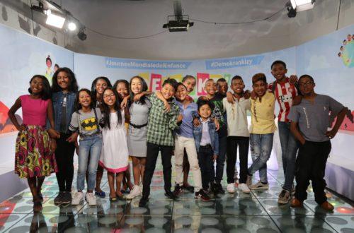 Article : Demokr'Ankizy, les enfants s'adressent au futur président