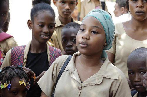 Article : Projecteur sur des enfants activistes